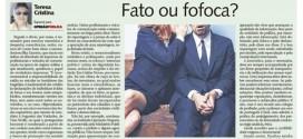 #Opinião: FATO OU FOFOCA?