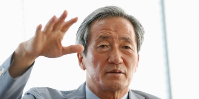 Esporte: Sul-coreano anuncia candidatura à presidência da Fifa