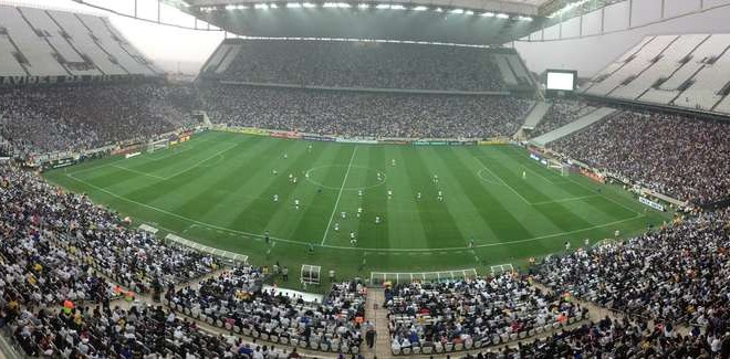 Lava Jato cita propina envolvendo a Arena Corinthians