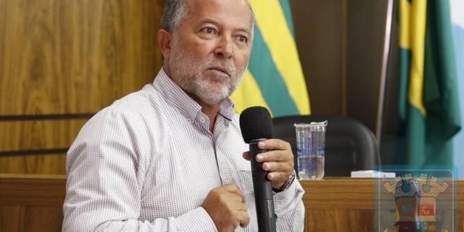 Caldas Novas: Gerfeson Aragão deixa a Secretaria de Esportes