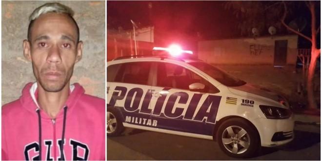 🚨🚔#CaldasNovas| TESTEMUNHA DE DUPLO HOMICÍDIO É PERSEGUIDO E MORTO À TIROS