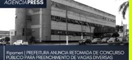 #ipameri | PREFEITURA ANUNCIA RETOMADA DE CONCURSO PÚBLICO