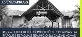 #goiás | CIRCUITO DE COMPETIÇÕES ESPORTIVAS EM PARQUES ESTADUAIS